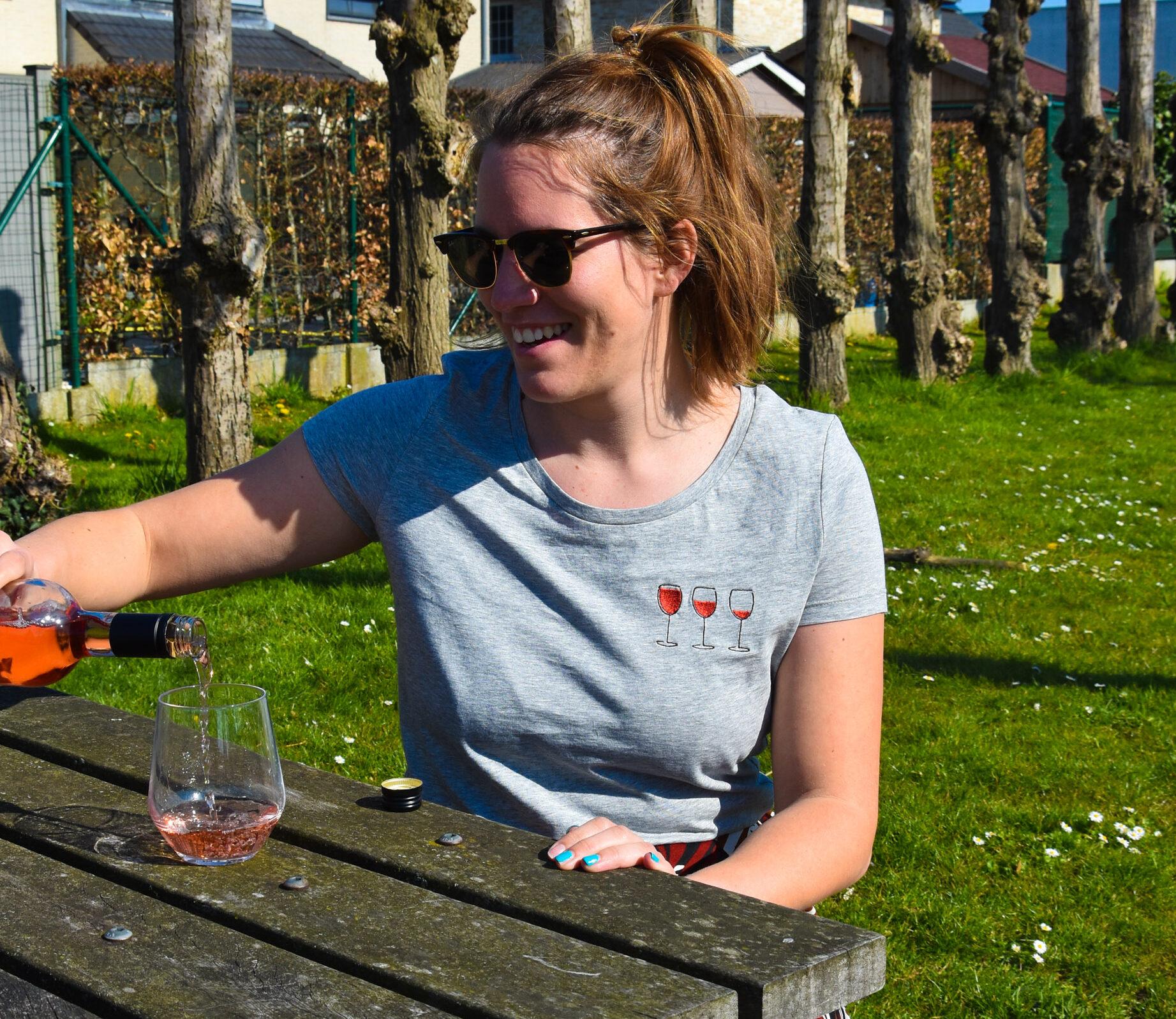 Anonymous Albert wine glasses - Her Shirt